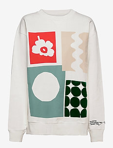 PTOLEMAIOS SHIRT - sweatshirts - white, multicolored