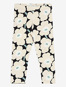 LAIRI MINI UNIKOT TROUSERS - leginsy - black, beige, light green