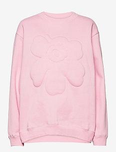 HUIPENNUS UNIKKO SHIRT - sweatshirts - light pink