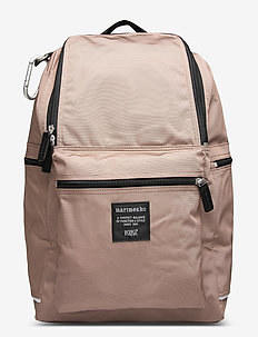 BUDDY BACKPACK - plecaki - brown