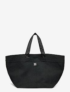 AARNI BAG - shoppers - black, black