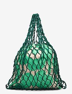 BARITA PIENI UNIKKO BAG - tote bags - dark green, green, beige