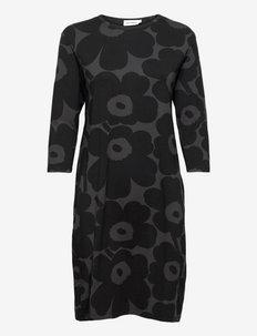 VEHREYS 2 PIENI UNIKKO II DRESS - vardagsklänningar - dark grey, black