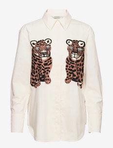 HAAVIKKO KAKSOSET SHIRT - langærmede skjorter - off-white