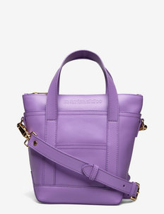 MILLI MATKURI LEA BAG - skuldertasker - violet