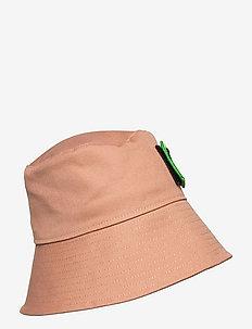 NURMIKOLLE HAT - bøllehatte - brown