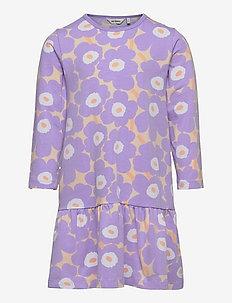 KULTARINTA MINI UNIKOT - kjoler - light yellowish, lavender