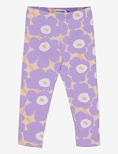 LAIRI MINI UNIKOT - bukser - light yellowish, lavender