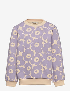 KUULAS MINI UNIKKO - sweatshirts - light beige, lavender