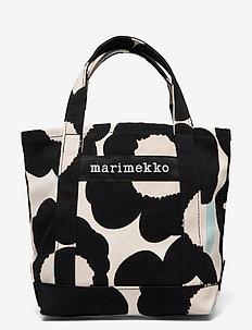 SEIDI PIENI UNIKKO 2 BAG - shoppere - off white,black,light blue