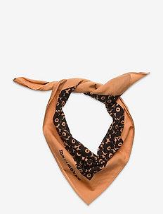 ASTRILLI PIKKUINEN UNIKKO SCARF - accessories - brown, black