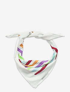 ASTRILLI TASARAITA SCARF - tørklæder - off-white, orange, lilac