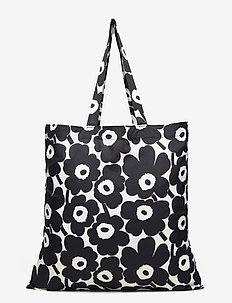 LOPULTA UNIKKO BAG - shopper-laukut - off white, black