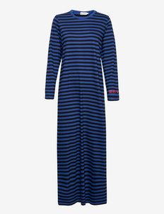 LAE TASARAITA LIGHT DRESS - alledaagse jurken - black, blue