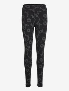 KÄPÄLÄ UNIKKO LEGGINGS - leggings - grey, black