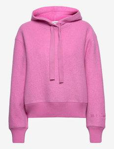PALOKÄRKI HOODIE - pulls à capuche - light pink