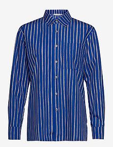 JOKAPOIKA 2017 SHIRT - chemises à manches longues - blue, sand