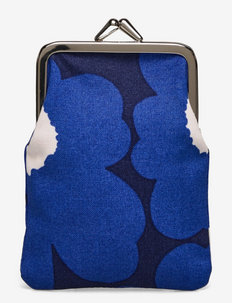 KORTTI KUKKARO MINI UNIKKO PURSE - lompakot - dark blue,blue,off white