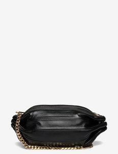 PIKKU KARLA CHAIN BAG - crossbody bags - black