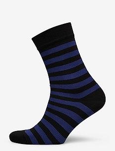 RAITSU SOCKS - skarpetki - black, blue