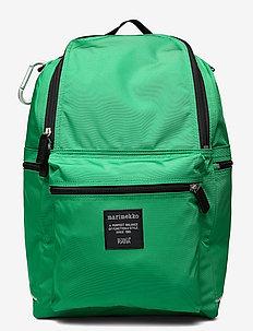BUDDY BAG - rucksäcke - green