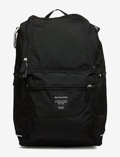 BUDDY - rygsække - black