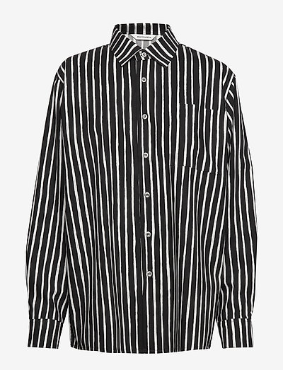 JOKAPOIKA 2017 - langærmede skjorter - black, white