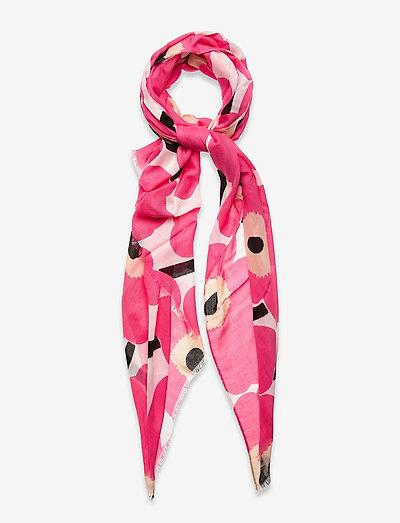 MERIKAISLA PIENI UNIKKO SCARF - accessories - off white, pink, beige