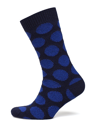 GRUPPO Ankle socks - DARK BLUE, BRIGHT BLUE