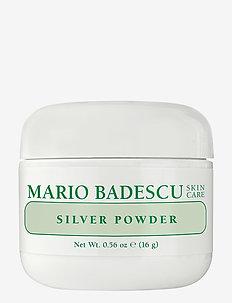 Mario Badescu Silver Powder 16g - puder - clear