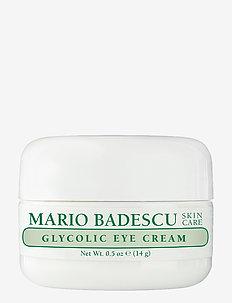 Mario Badescu Glycolic Eye Cream 14g - Ögonkräm - clear