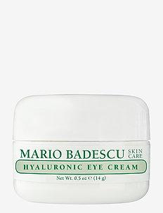 Mario Badescu Hyaluronic Eye Cream 14g - Ögonkräm - clear