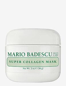 Mario Badescu Super Collagen Mask 59g - ansiktsmasker - clear