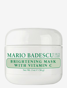 Brightening Mask With Vitamin C 56g - ansiktsmask - clear