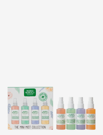 Mario Badescu Mini Mist Collection - ihonhoitosetit - clear