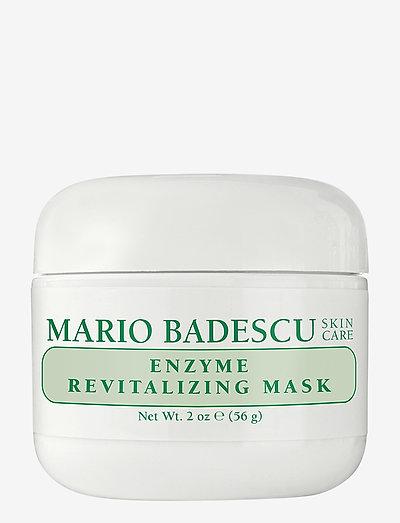 Mario Badescu Enzyme Revitalizing Mask 59g - ansiktsmask - clear