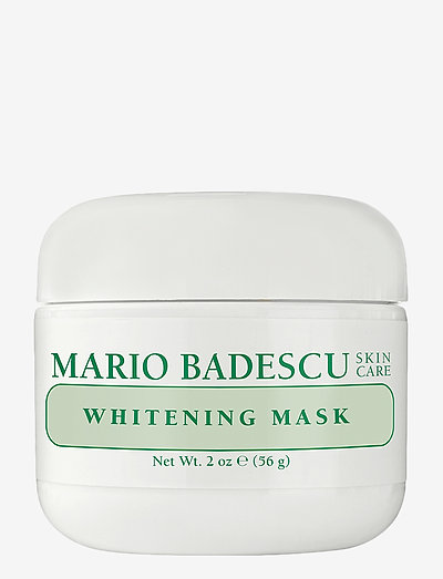 Mario Badescu Whitening Mask 59g - ansiktsmasker - clear