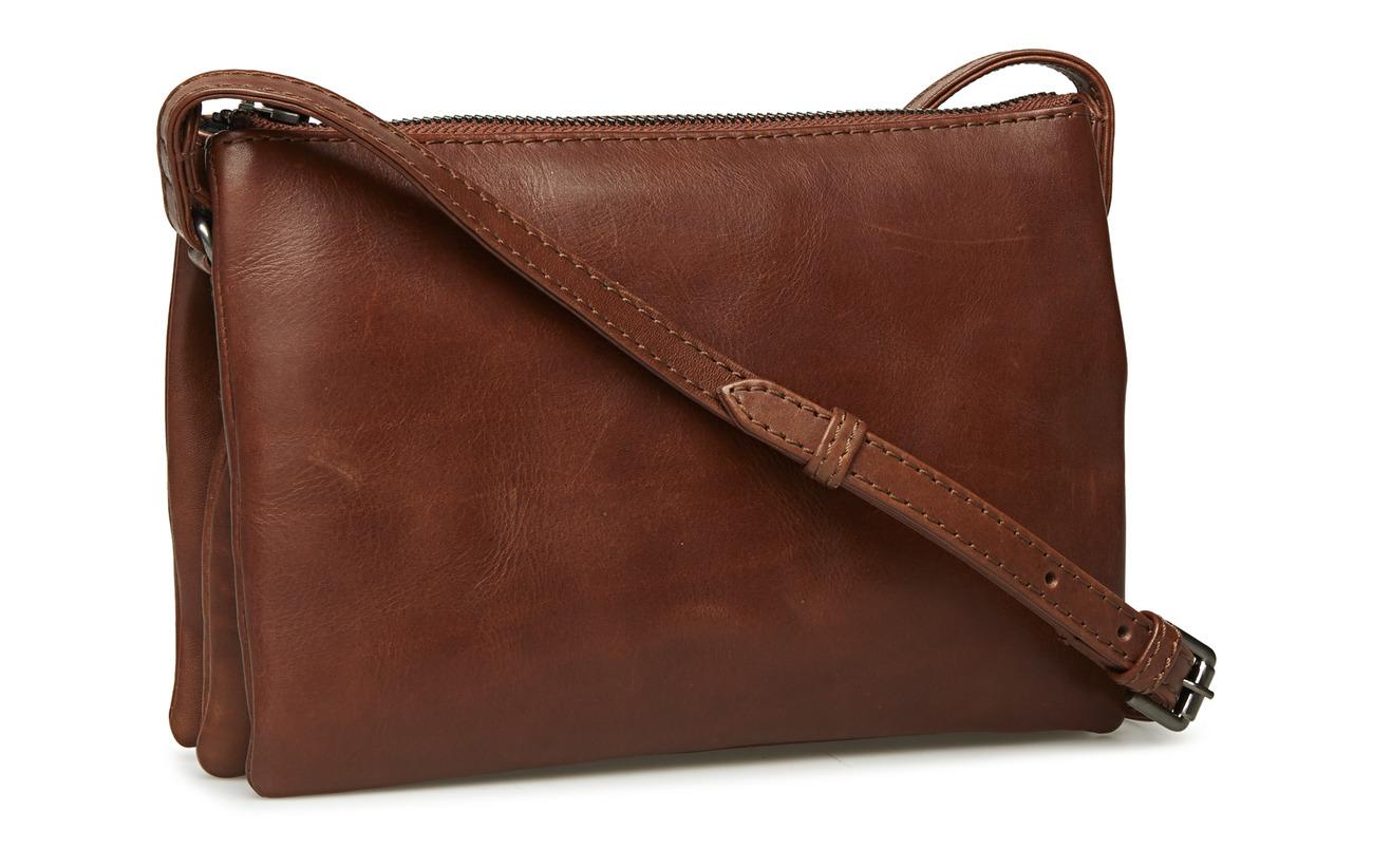 Équipement Antique Chestnut Vera Bag Intérieure 100 Peau Vache Coton De Doublure Crossbody Markberg x1aqwpHUH