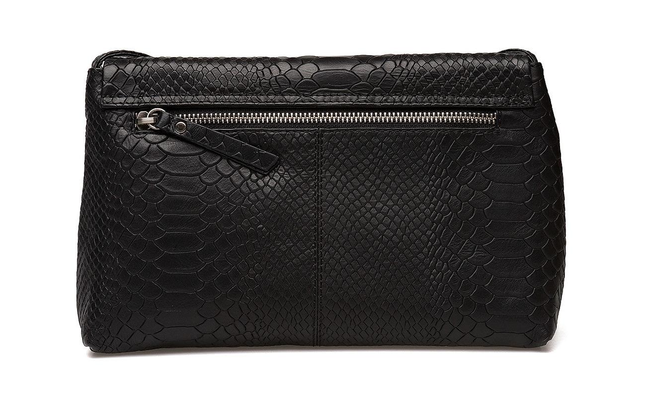 Pippa Équipement Vache Crossbody Snake Markberg Doublure De Bag Intérieure Black 100 Coton Peau dqBd41