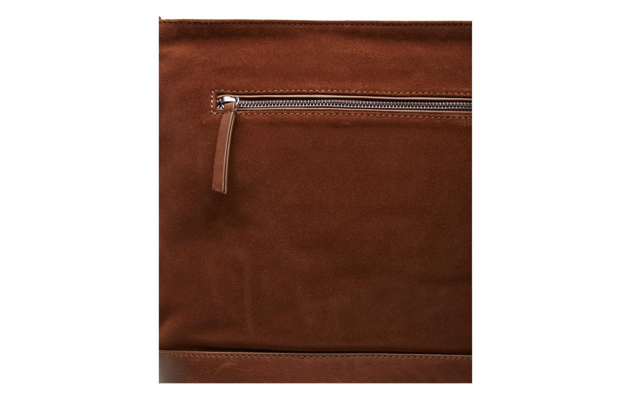 De Markberg Vache Ulrika Doublure Coton Suede Intérieure Chestnut Équipement Bag 100 Peau xOvqxrPCw