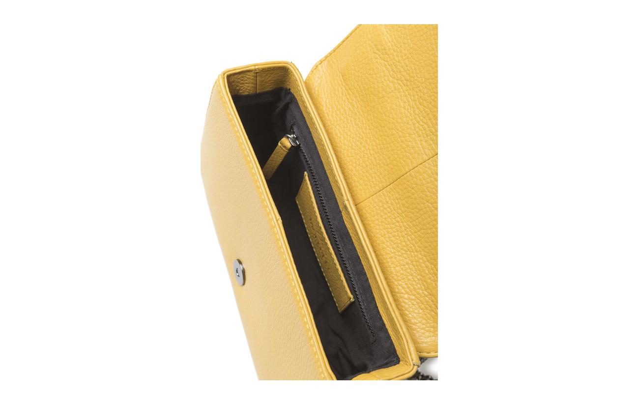 100 Coton Équipement Markberg Grain Ilrida Peau De Clutch Intérieure Lemon Vache Doublure S76qCT