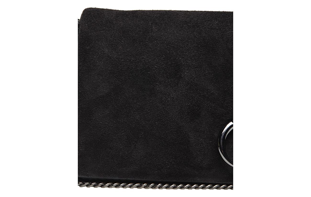 Suede Markberg Clutch Équipement Black De Doublure Vache 100 Coton Peau Intérieure Ilrida 8wwTE