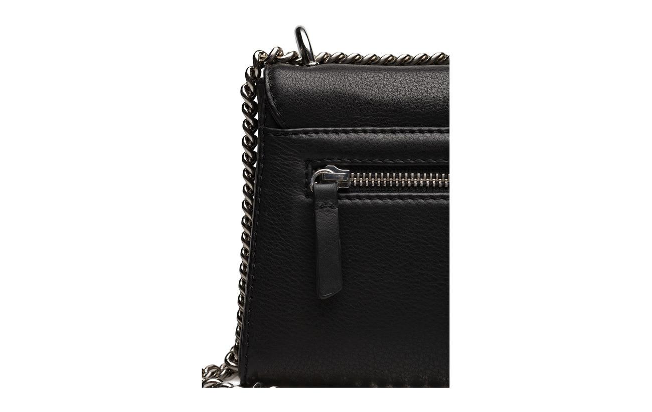 Équipement 100 Bag Peau Markberg Coton De Doublure Vache Crossbody Black Vega Intérieure xpxq8wYC