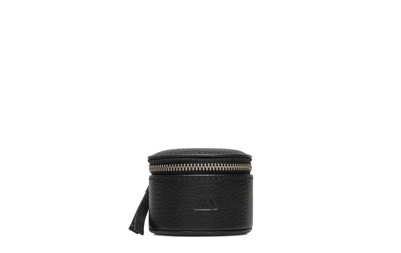 Markberg Lova Jewelry Box, S, Grain - BLACK