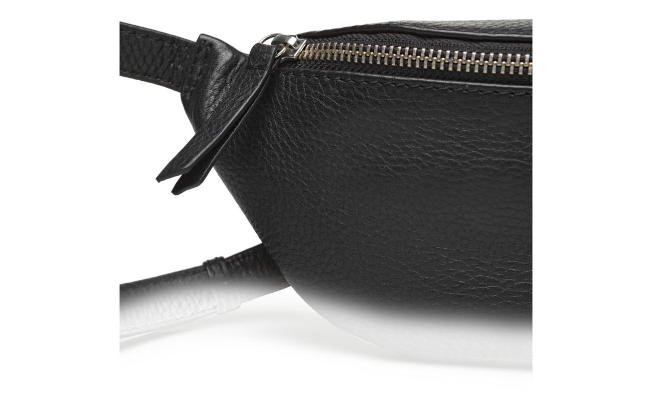 Black 100 Vache De Pixie Peau Grain Markberg Équipement Doublure Bag Coton Bum Intérieure px0q7afIn