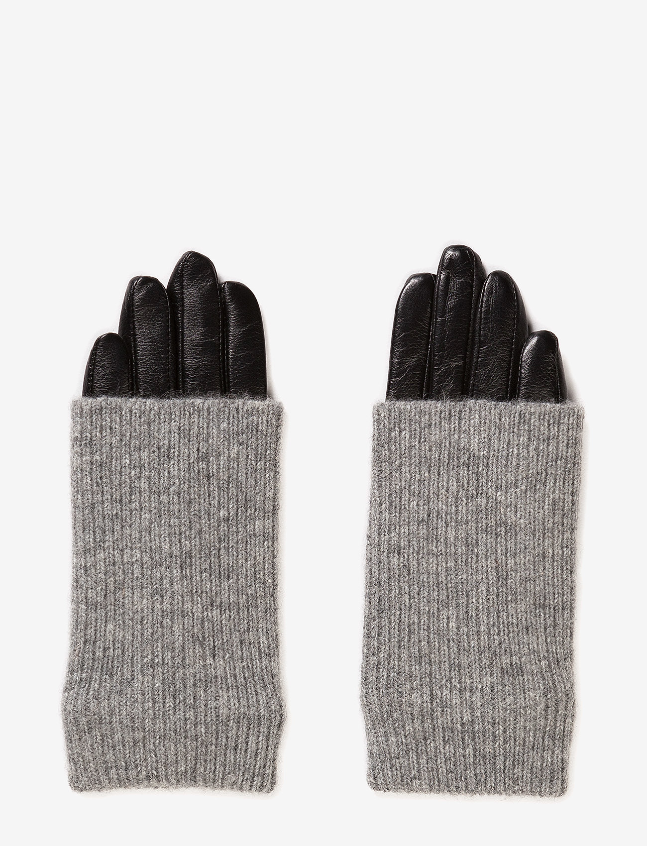 Markberg - Helly Glove - hanskat - black w/grey - 0