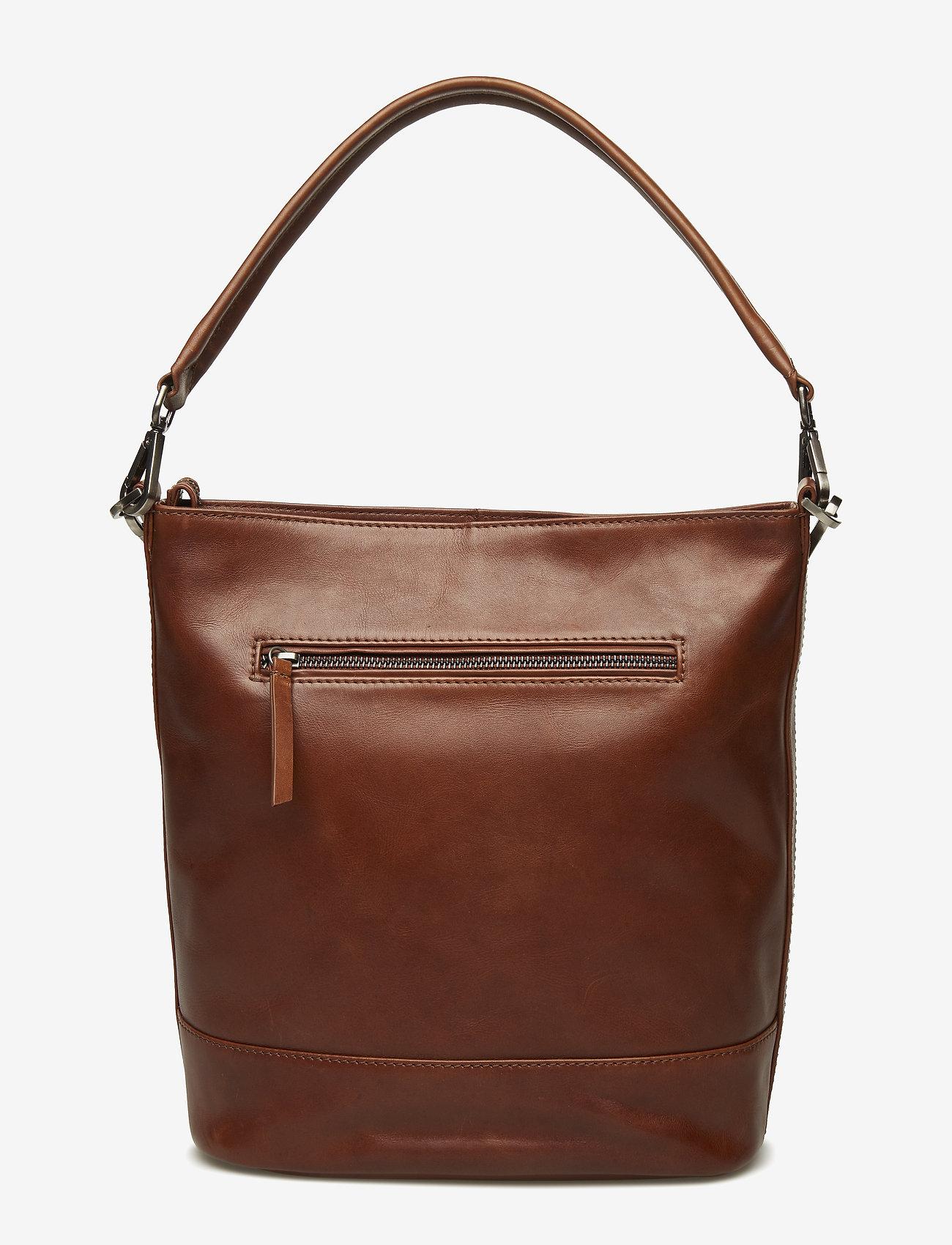 Markberg - Ulrika Bag, Antique - handväskor - chestnut - 1