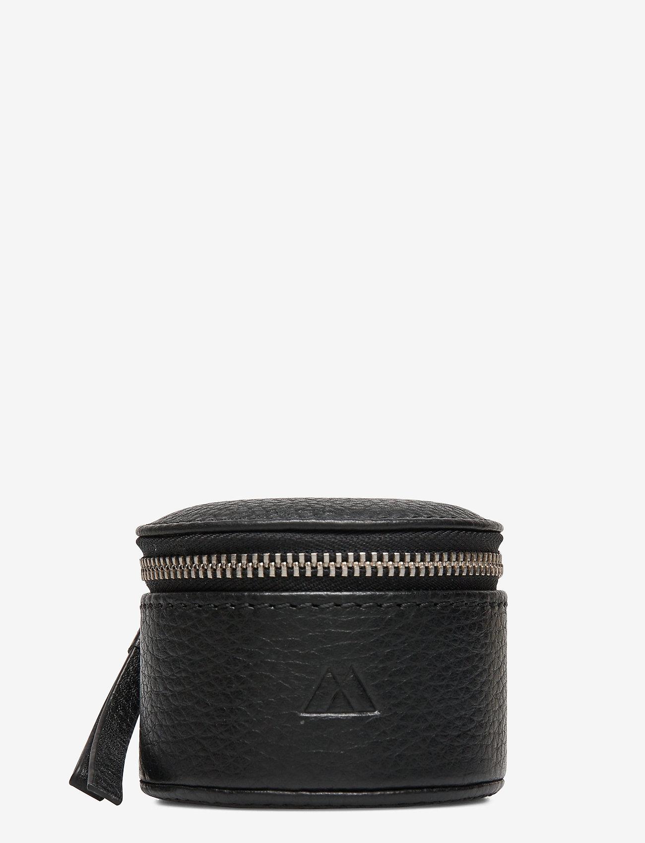 Markberg - Lova Jewelry Box, S, Grain - korurasiat - black
