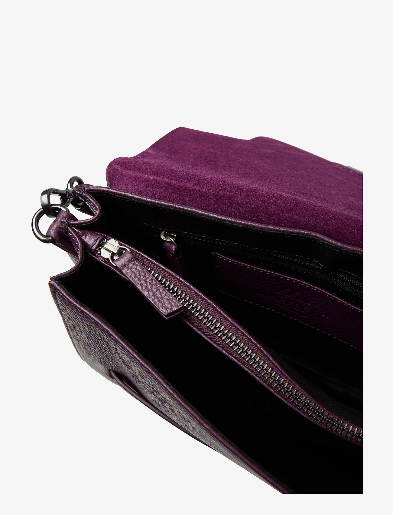 Markberg Arabella Crossbody Bag, Sue. M - Portés Travers D. Purp W/bl+gl+sl+purp