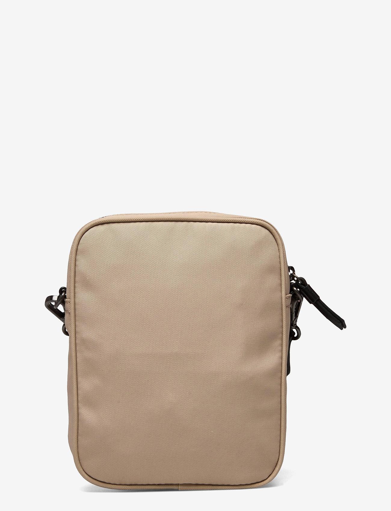 Markberg - Bexley Crossbody Bag - shoulder bags - beige w/black - 1